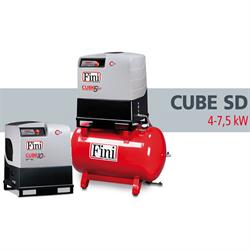 CUBE SD: FROM 4 TO 7.5 KW